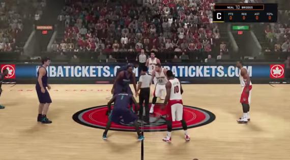 Les spécifications matérielles de la version PC de NBA 2K16 s'affichent sur Steam