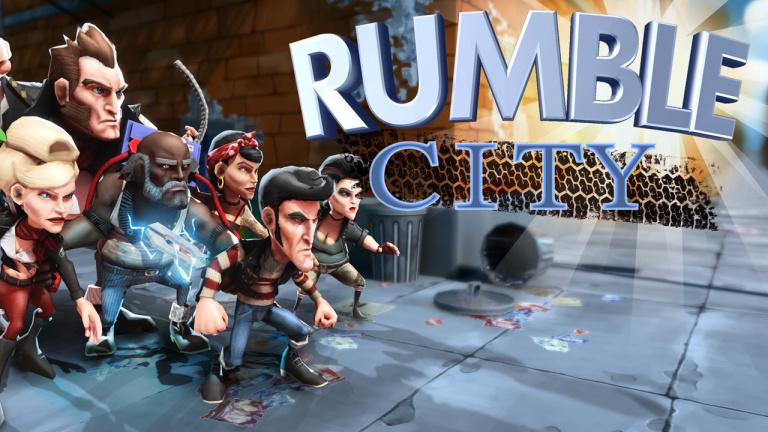 Rumble City, la stratégie du bourre-pif
