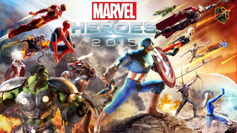 Gagnez 25.000 $ en jouant à Marvel Heroes