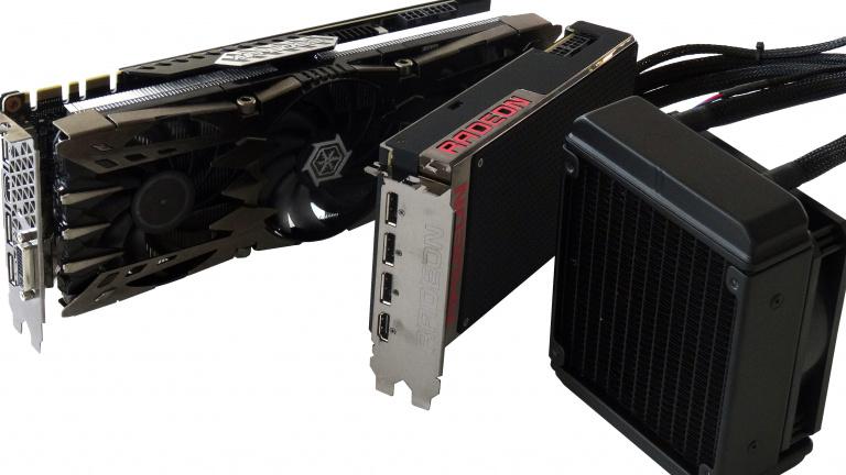 Radeon R9 Fury X vs Inno3D GTX 980 Ti X3 Air Boss : le match des GPU très haut de gamme