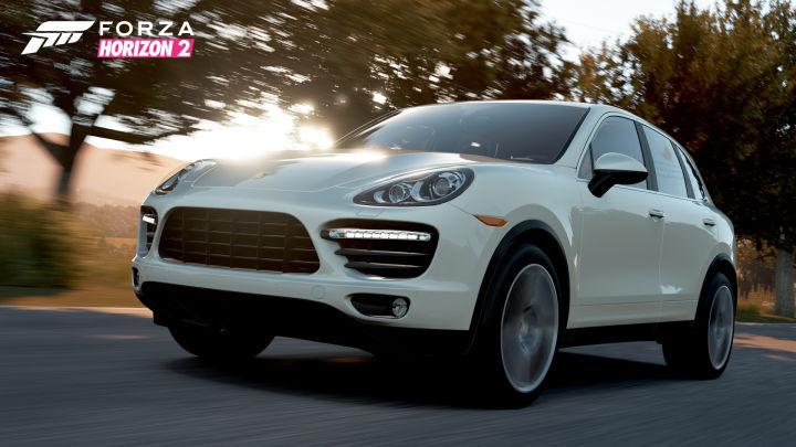 Forza Horizon 2 offre des Porsche à ses joueurs