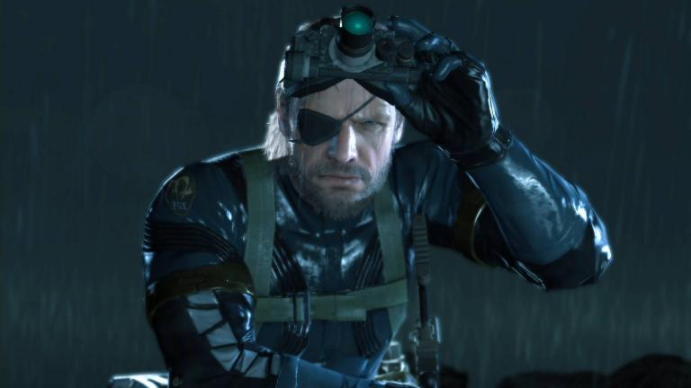 Metal Gear Solid 5 en bundle avec des cartes graphiques