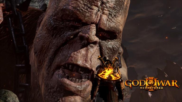 God of War 3 Remastered : Kratos toujours plus beau, toujours plus fluide