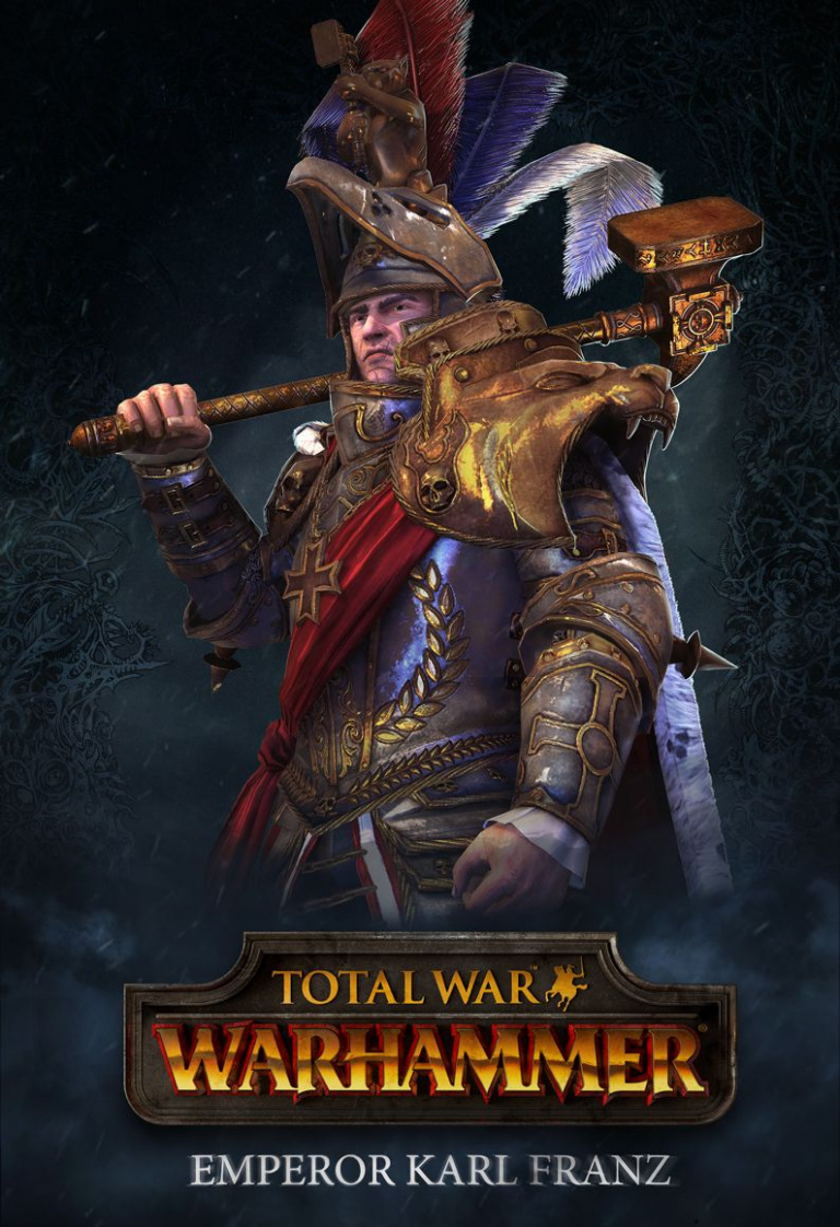 Total War : Warhammer, Karl Franz de l'Empire déclare la guerre