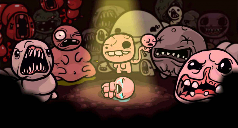 The Binding of Isaac Rebirth : Soundtrack et nouvelles informations sur AfterBirth