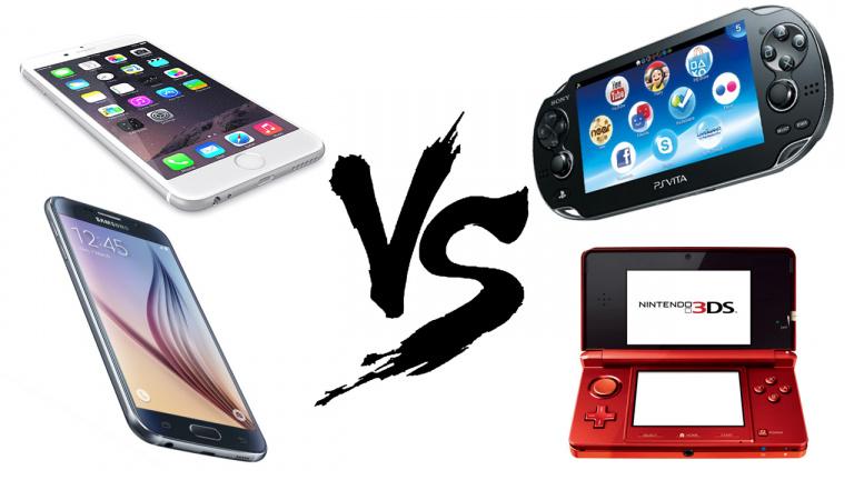 Les smartphones et tablettes vont-ils remplacer les consoles portables ?