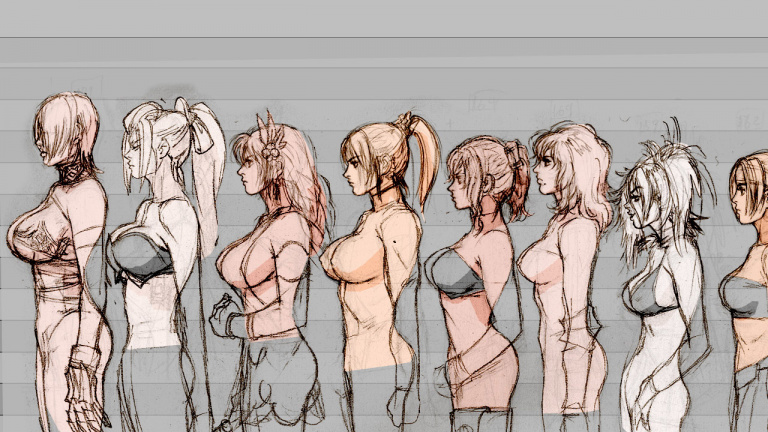 La plupart des gamers pensent que les femmes sont hyper sexualisées