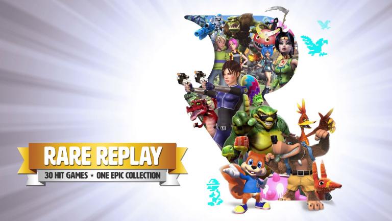 Rare Replay : la collection intégrale pour 50Go