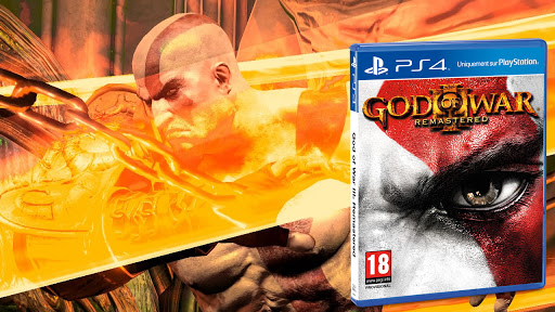 Résultats du concours God of War III Remastered
