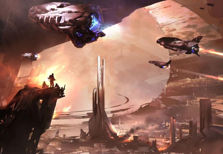 Comprendre l'univers de Halo pour Halo 5 Guardians : Les temps anciens
