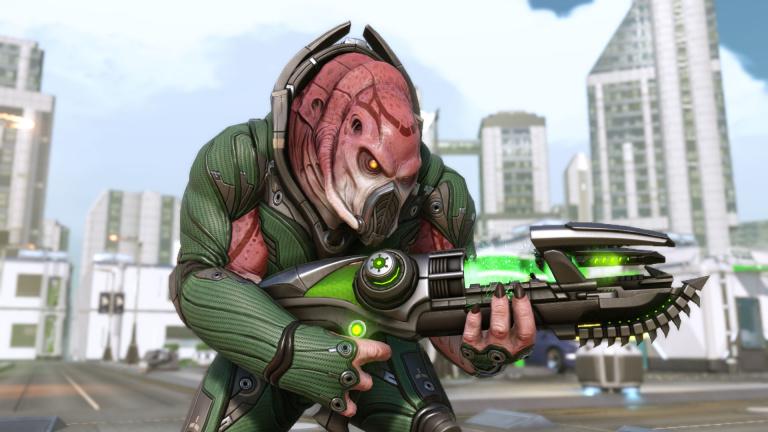 XCOM 2 : Le retour  des Mutons