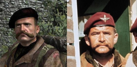 Des personnages célèbres ont aussi droit à leur version remaniée à la sauce Call of Duty