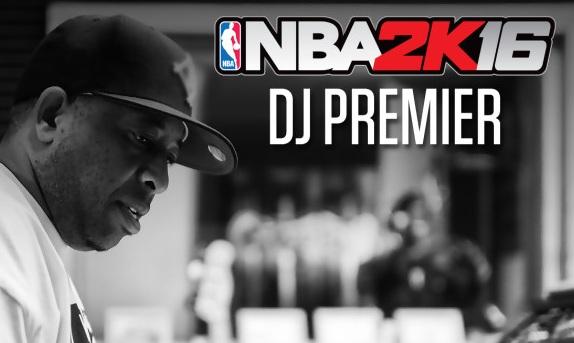 NBA 2K16 : La bande-son révélée et disponible sur Spotify