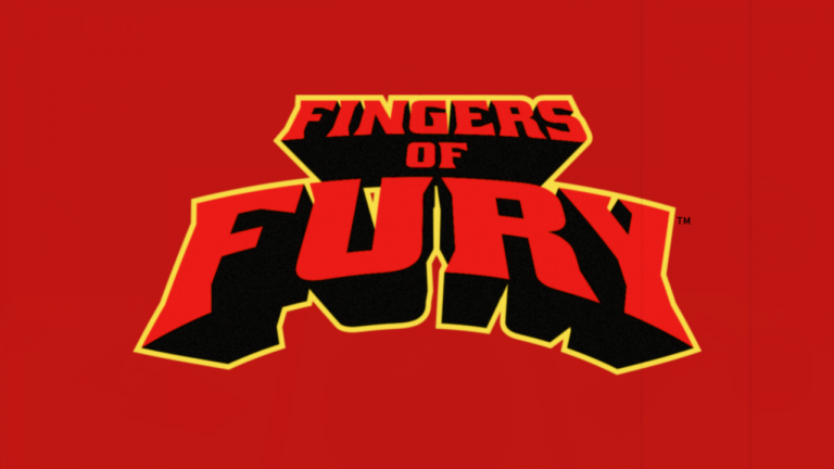 Fingers of Fury, un doigt c'est tout