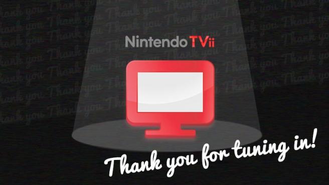 Nintendo met fin au service de la TVii aux USA