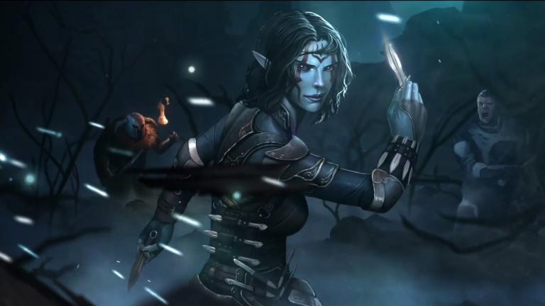 The Elder Scrolls Legends : Mystère sur sa date de sortie tout comme pour Fallout Shelter