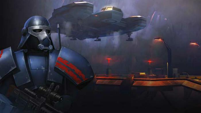 Star Wars Uprising : Un premier jet prometteur