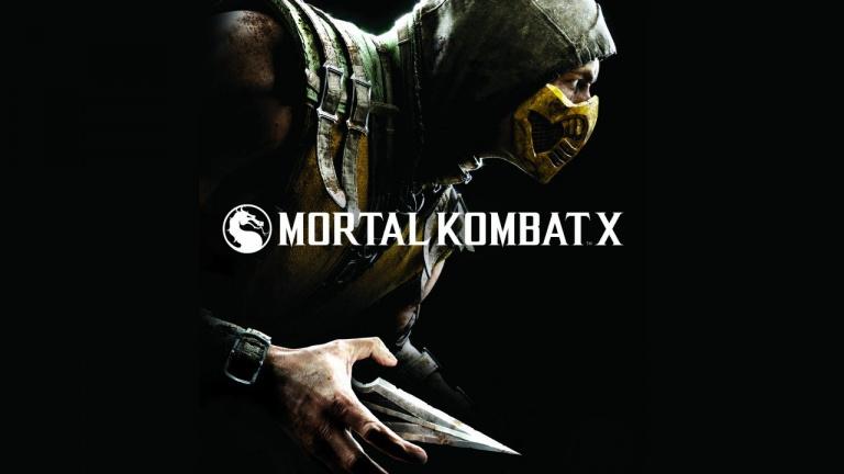Mortal Kombat X est le jeu le plus vendu de l'année