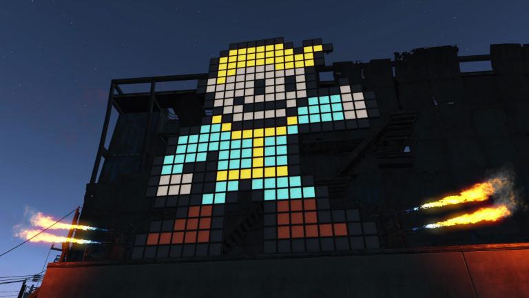 Fallout 4 la construction plus proche de minecraft que de skyrim quot - Video minecraft construction ...