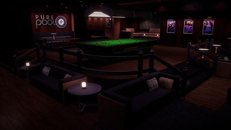 Le DLC Pure Pool Snooker se précise