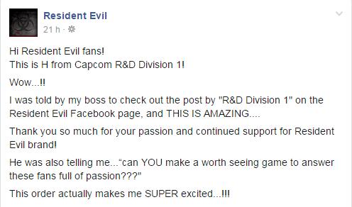 Resident Evil 2 : C'est bien parti pour le remake