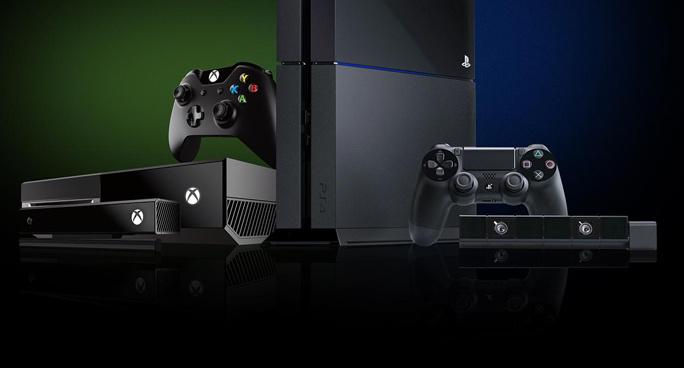 44% de plus de Xbox One et de PS4 que de Xbox 360 et PS3 sur la même période