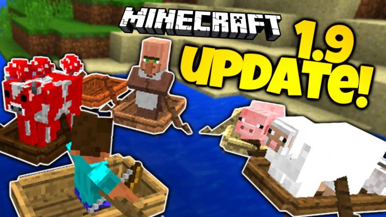 Minecraft 1.9 Update - Découvrez les premiers contenus