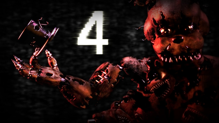 Five Nights At Freddy's 4 disponible sur iOS