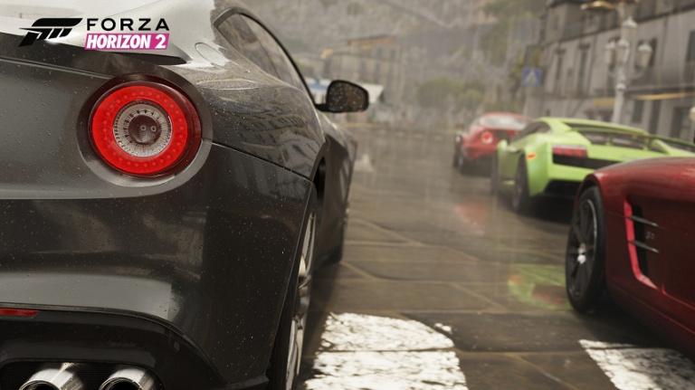 Forza Horizon 2 offre un pack de bolides