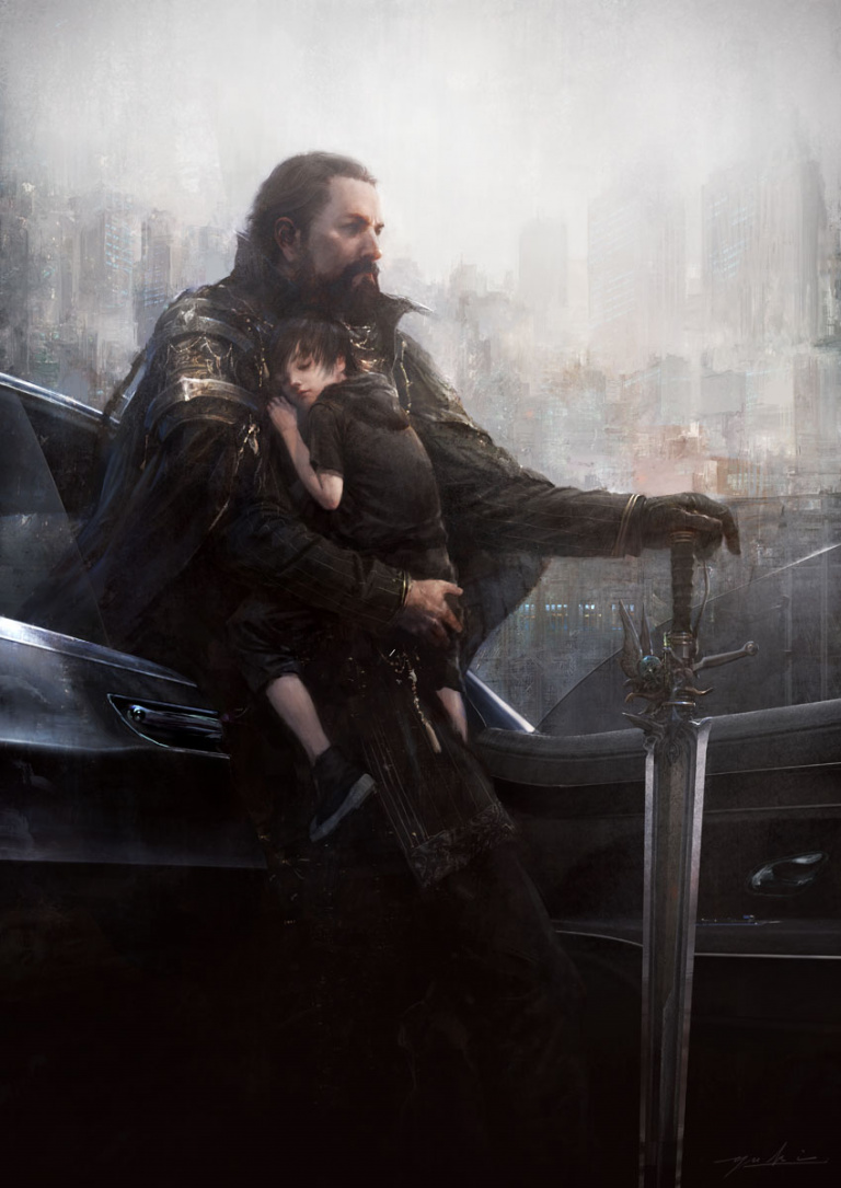 "Final Fantasy XV : un trailer ""Dawn"" majestueux et serein : gamescom"