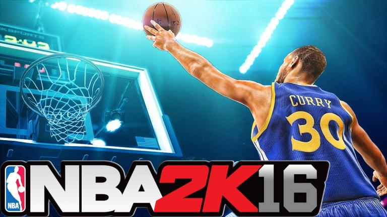 gamescom : Trois nouvelles images pour NBA 2K16