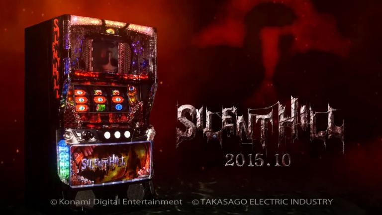 Le respect enterré : Silent Hill revient, et c'est un pachinko