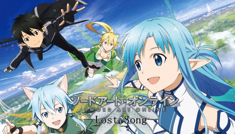 gamescom : Sword Art Online Lost Song daté