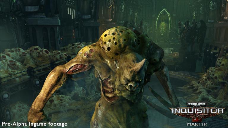 Warhammer 40.000 : Inquisitor - Martyr, un action-RPG par les créateurs de Van Helsing : gamescom