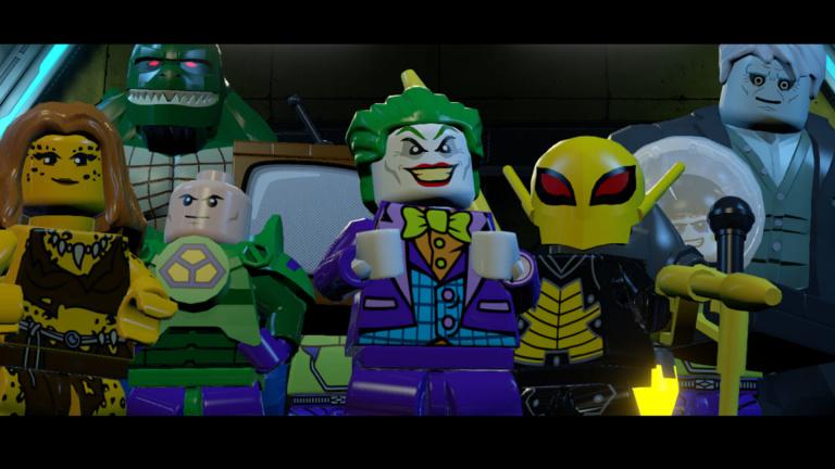 Lego Batman 3, Au delà de Gotham