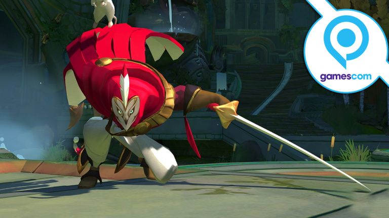 Gigantic, on vient pour son style, on reste pour son gameplay ! gamescom