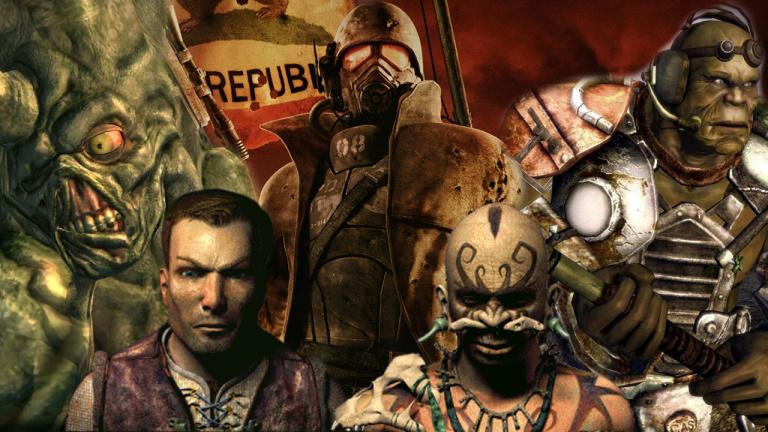 Les personnages marquants de Fallout
