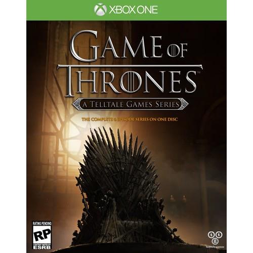 Les Game of Thrones de Telltale aperçus en boîte