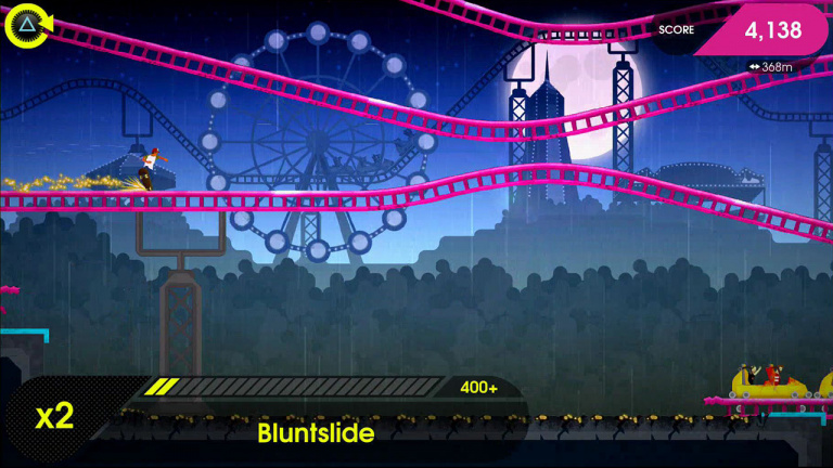 OlliOlli2: Welcome to Olliwood disponible sur PC, steam