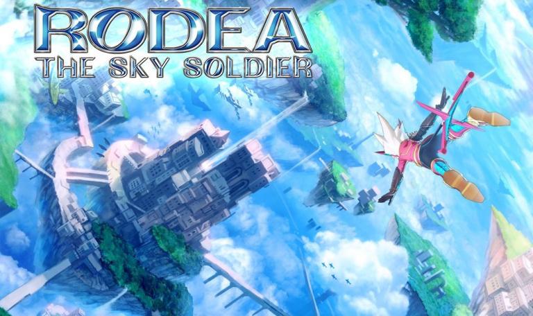 Rodea The Sky Soldier repoussé au 13 novembre