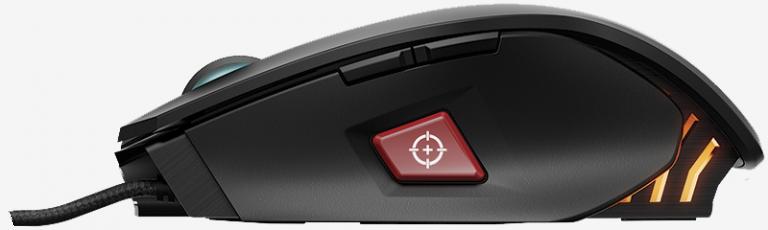 Test Corsair M65 RGB : Le choix de la sagesse