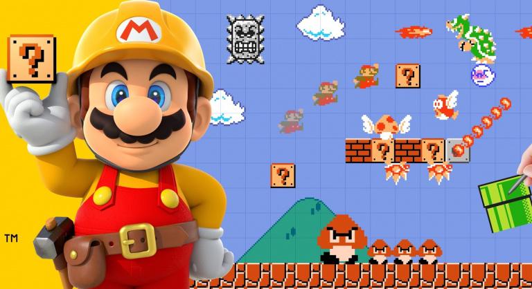 Super Mario Maker : Comment créer un niveau en vidéos