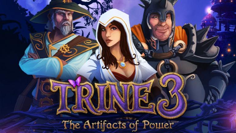 Trine 3 : L'aventure féerique prend de la profondeur
