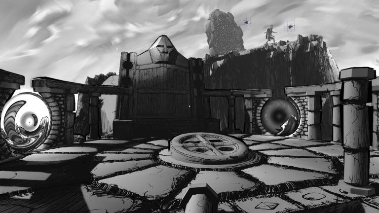 The Magic Circle, originalité et humour dans ce jeu d'action aventure
