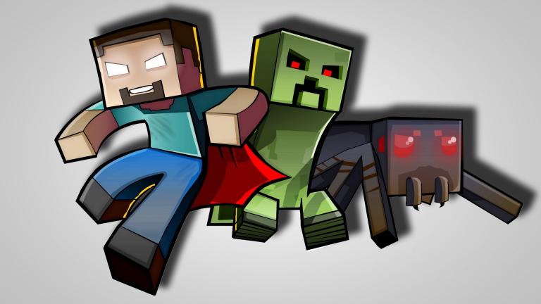 Minecraft - Snapshot 15w34a disponible