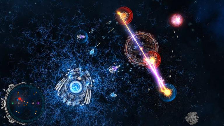 Conflicks : Des vaisseaux, des lasers et... des poulets