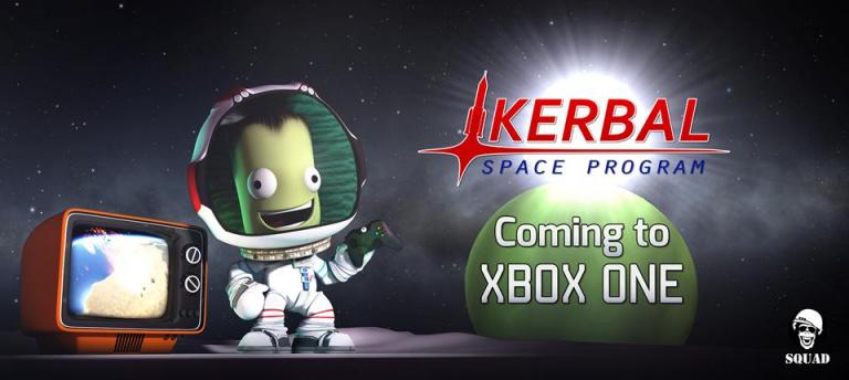 Kerbal Space Program atterrit sur Xbox One