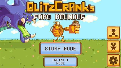 Blitzcrank's Poro Roundup : RiotGames se lance dans le pixel art
