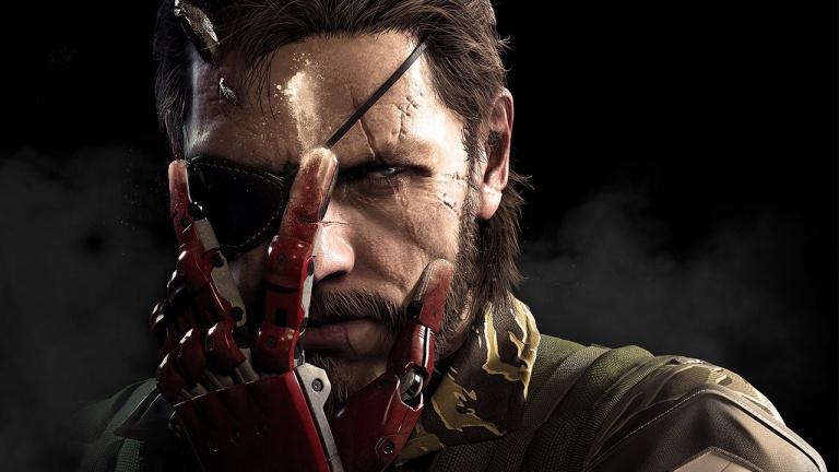 Metal Gear Solid 5 : La version PC physique est disponible