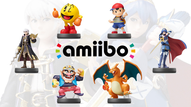 amiibo : Sept nouvelles figurines datées (Falco, M. Game & Watch...)